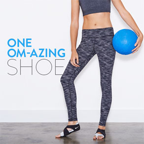 ONE OM-AZING SHOE
