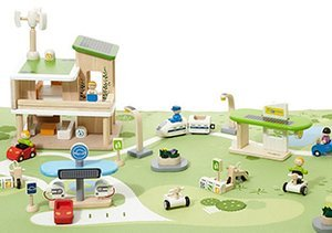 Construction Zone: Kids' Toys