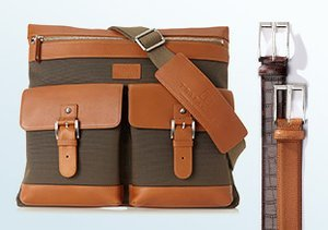 Office Ready: Belts, Bags & More