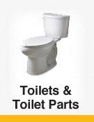 Toilets & Toilet Parts