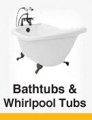 Bathtubs & Whirlpool Tubs