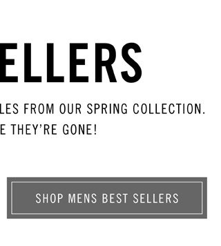 Best Sellers - Shop Mens