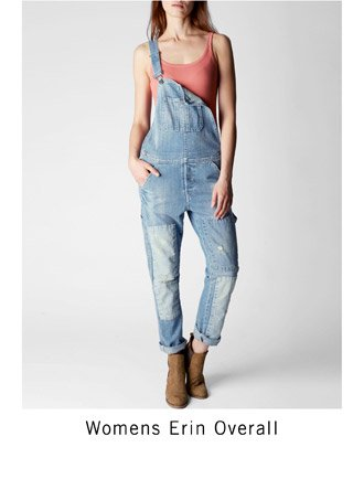 Womens Erin Overall