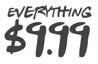 Everything $9.99