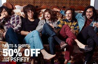 P.S. 50% OFF!