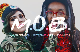 M.O.B. Markdowns Outerwears & Beanies