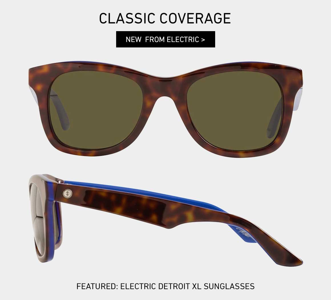 Shop New Shades from Electric