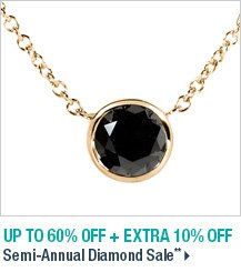 Up to 60% off + Extra 10% off Semi-Annual Diamond Sale**