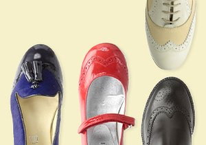 Dress Code: Kids' Wingtip Shoes