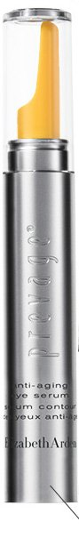 TARGET. PREVAGE® Anti-aging Eye Serum. 97% of women tested saw an immediate improvement in the look of skin around their eyes.**