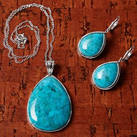 Turquoise & More: Stone Jewelry