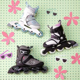 Ready to Roll: Inline Skates & Gear