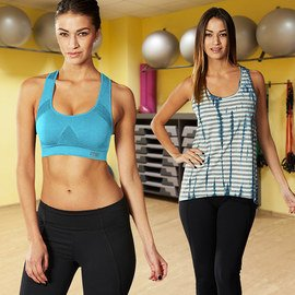 Ready to Move: Women's Activewear