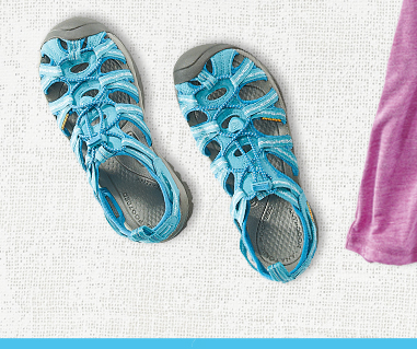 Toe-Tector Sandal >