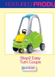 Step2 Easy Turn Coupe