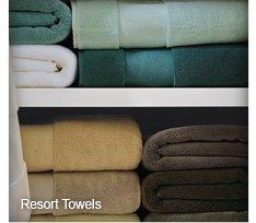 Resort Towels
