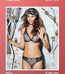 Alix lingerie set