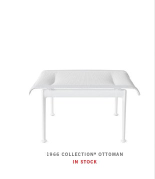 1966 COLLECTION ® OTTOMAN IN STOCK