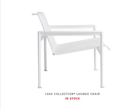 1966 COLLECTION ® LOUNGE CHAIR   IN STOCK