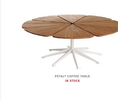 PETAL ® COFFEE TABLE IN STOCK