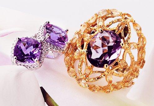Festive Gemstones Jewelry Starting at $10