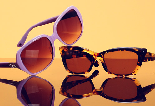 Luxury Sunglasses by Dolce & Gabbana, Tod's, Chloe & More