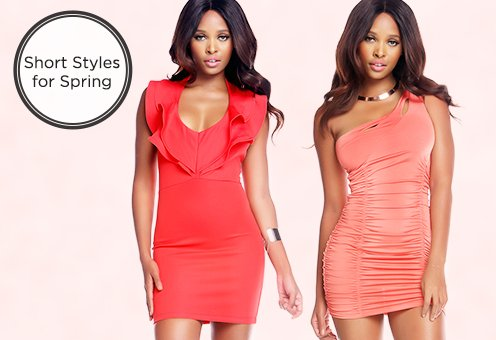 Heating Up: Dresses by BLVD Collection