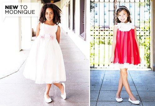 Kid's Dream: Easter Ready Dresses