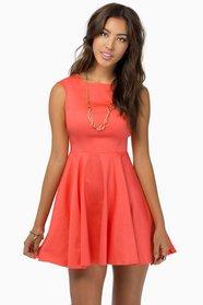 Celia Skater Dress $0