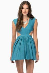 Schrock Frock Cutout Dress $0