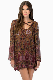 So Divine Shift Dress $0