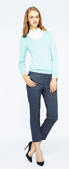 Shop Women's Cotton Cashmere Sweaters