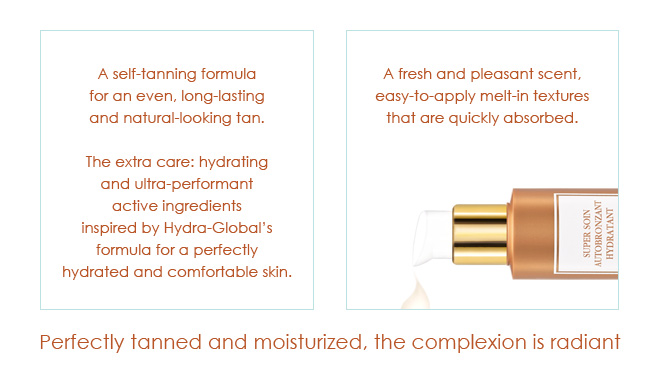 Self Tanning Skin Care