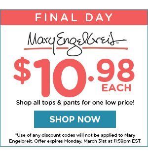 Final Day | Mary Engelbreit $10.98 - Shop Now