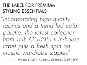 THE LABEL FOR PREMIUM STYLING ESSENTIALS