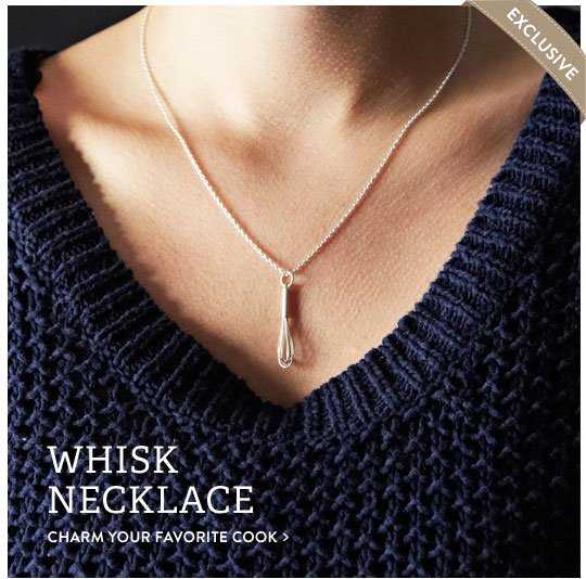 Whisk Necklace