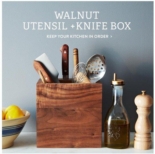 Utensil Box