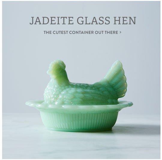 Glass Hen