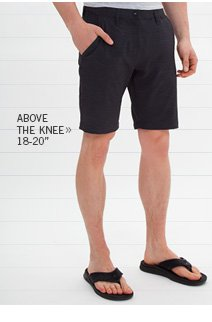 """Above The Knee 18-20"""""""