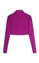 Pink Wool Top