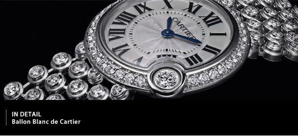 IN DETAIL - Ballon Blanc de Cartier
