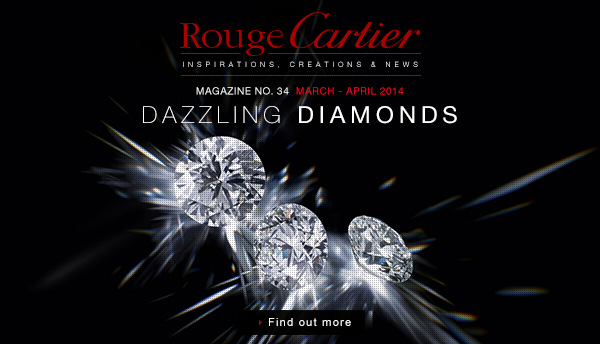 DAZZLING DIAMONDS - Find out more
