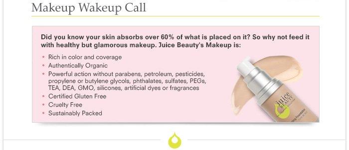 Makeup Wakeup Call