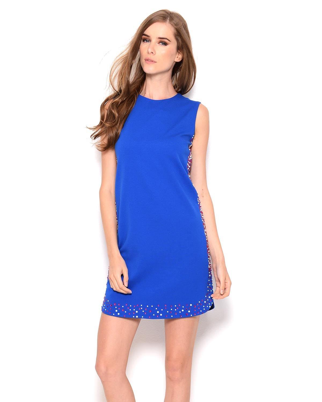 Galliano Jeweled Dress