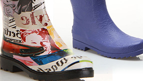Henry Ferrera Rain Boots