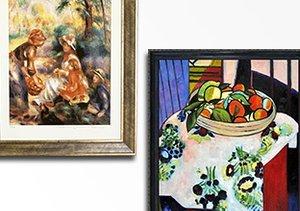 Art History: Classic to Modern Art