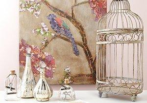 Romantic Mosaic: Décor Accents