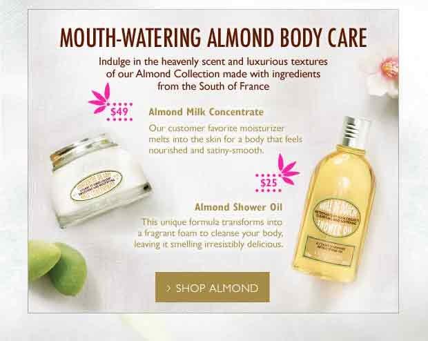 Shop Almond