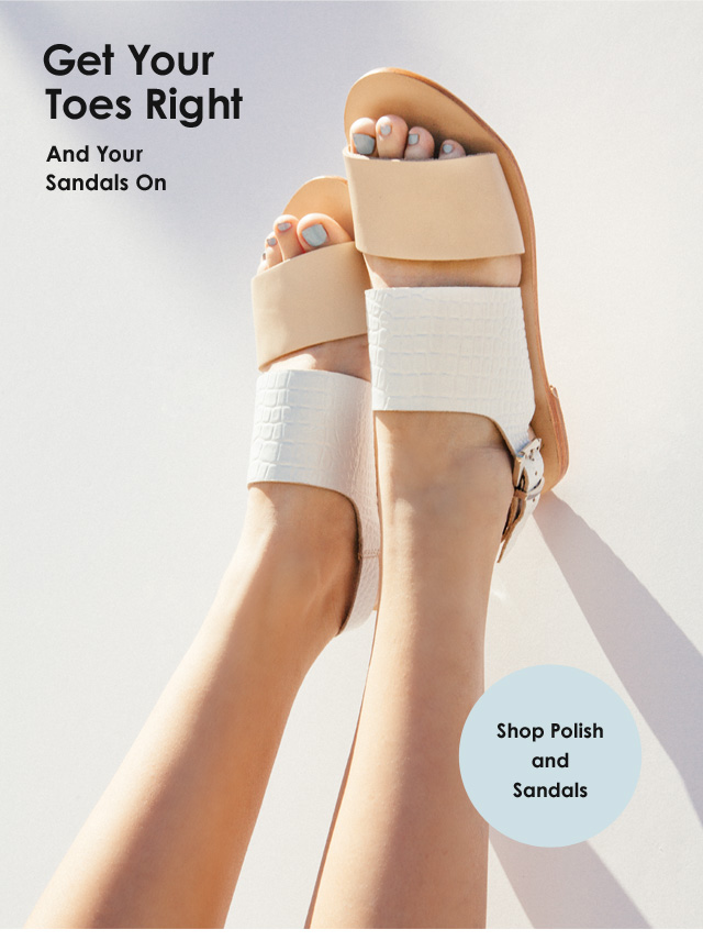 Get Your Toes Right
