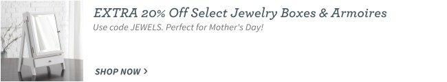 jewelry storage sale